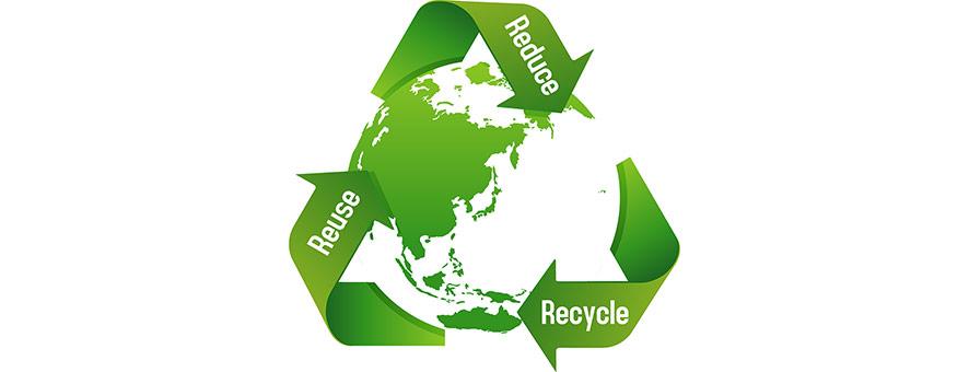産業廃棄物と3Rの関係