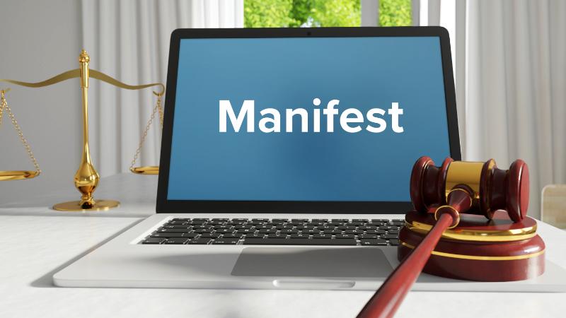マニフェスト制度とは-法的な立ち位置と運用について-